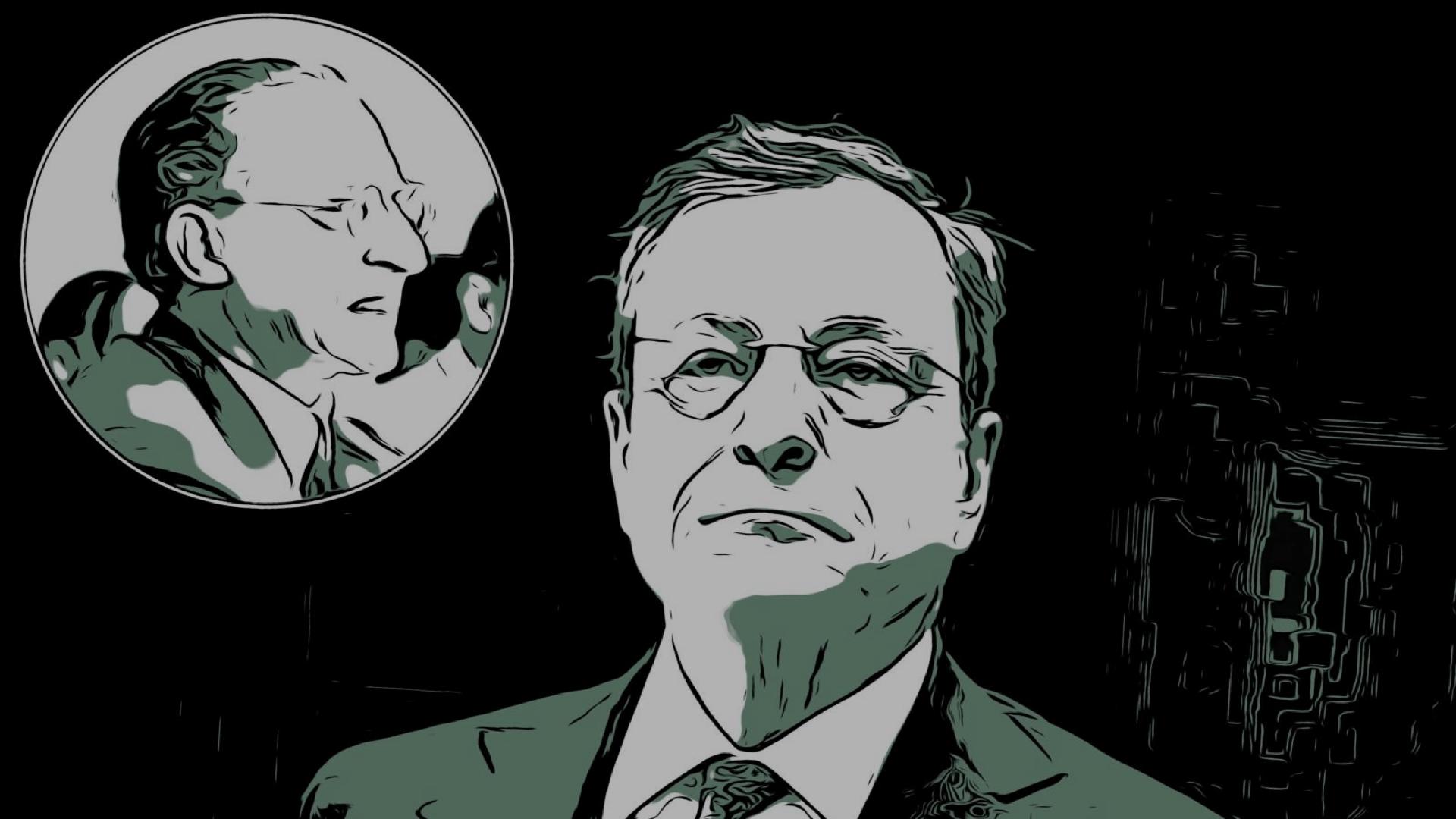 Da De Gasperi a Draghi, nel segno del Patto Atlantico e della ripresa economica