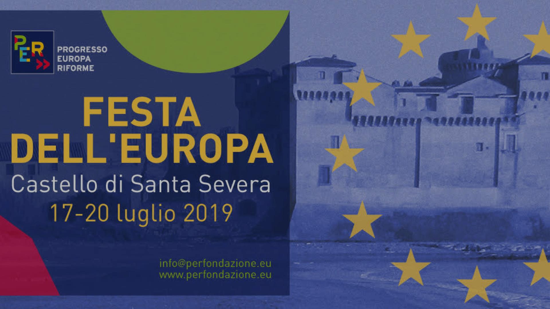 La Festa dell'Europa